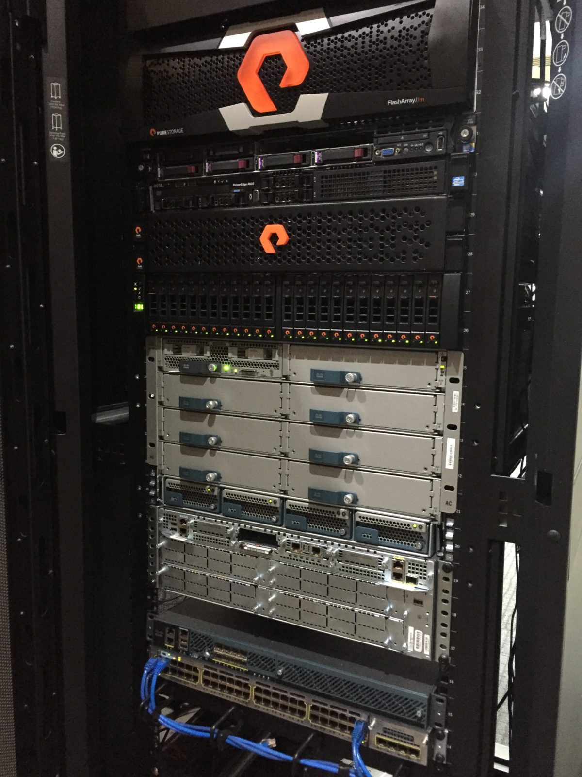 Pure Storage Testing – Part One